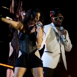 Fergie and Will i am